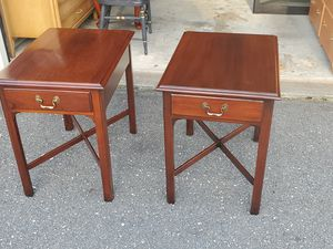 End Table set for Sale in Pitman, NJ