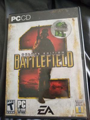 Battlefield 2 Deluxe Edition for Sale in Traverse City, MI