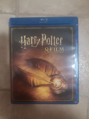 Harry Potter: Complete 8-Film Collection [Blu-ray] for Sale in Joint Base Lewis-McChord, WA