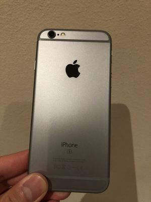 iPhone 6s 32 GB Unlocked for Sale in Newport Beach, CA