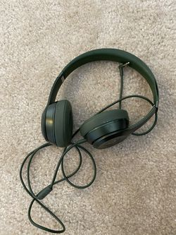 olive green beats solo for Sale in Washington,  DC