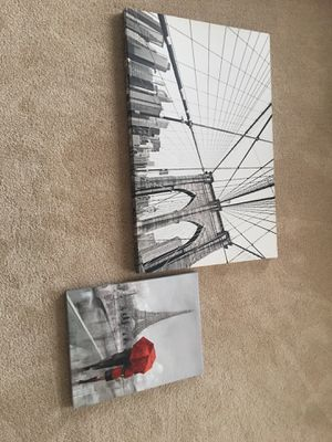 Canvas pictures for Sale in Belpre, OH