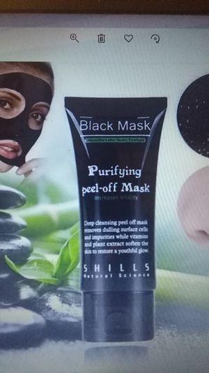 2PCS SHILLS Blackhead Remover 50ml Acne Deep Skin Acne Cleanser Peel Off Face Mask for Sale in BRECKNRDG HLS, MO
