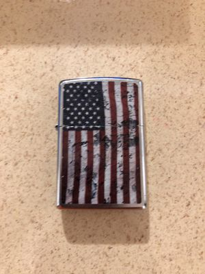 Lighter zippo Us flag 🇺🇸 for Sale in Raleigh, NC