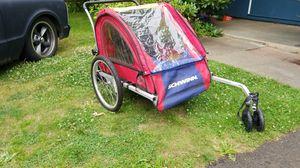Schwinn 2 seat kids trailer like new almost. for Sale in Portland, OR