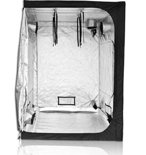 5x5 heavy duty Grow tent, all metal frame and corners! Mylar interior, light proof for Sale in Colorado Springs, CO