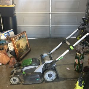 """Ego 20"""" Lawn Mower for Sale in Downey, CA"""