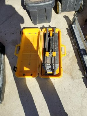 4 Tile cutters for Sale in Fallbrook, CA