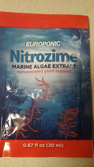 HDI Europonic Nitrozime for Sale in Baltimore, MD