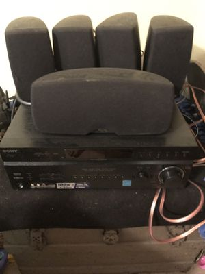 Surround Sound Huge Speaker System for Sale in Long Beach, CA