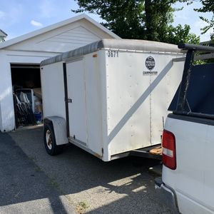 Enclosed Trailer for Sale in Providence, RI