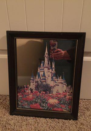 Disney Cinderella Castle Picture for Sale in Murfreesboro, TN