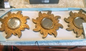 New home accents decor mirror for Sale in Davenport, IA
