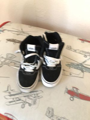 Vans shoes size 2.5 youth for Sale in El Centro, CA