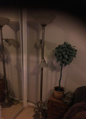 Antique brass lamp for Sale in Mesa, AZ
