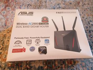 ASUS ROUTER RT-AC68U AC 2900 for Sale in Tempe, AZ