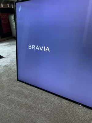 Sony Bravia TV 55in for Sale in Dallas, TX