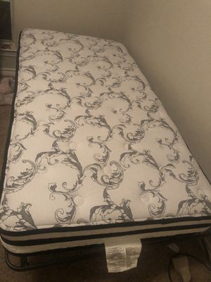 Bed and frame for Sale in Tulsa, OK