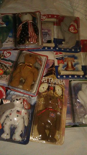 Beanie baby from McDonald's 1997s . 2000s for Sale in The Bronx, NY