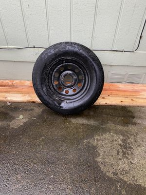 Tire for trailer for Sale in Aloha, OR