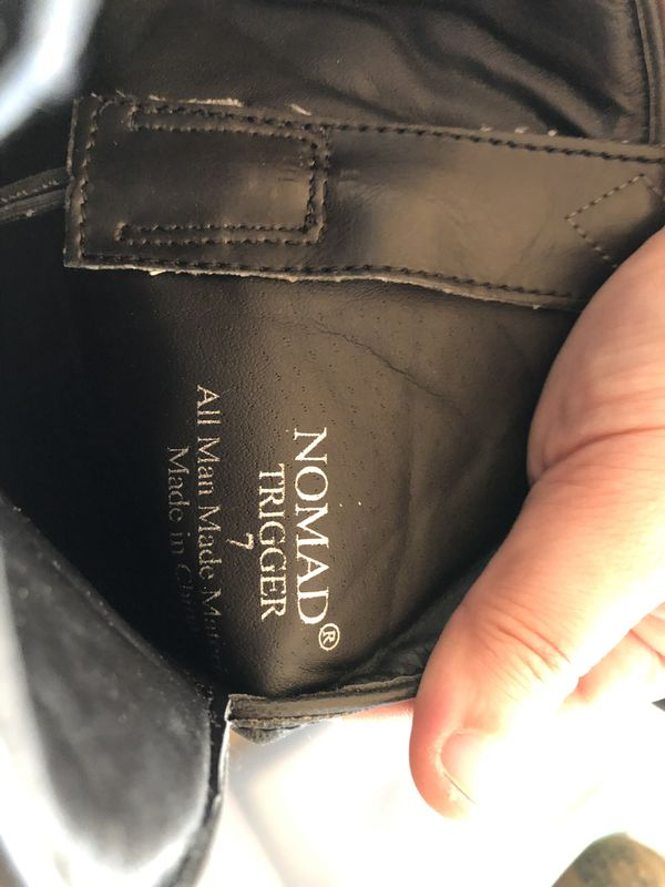 Nomad women's boots