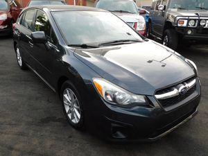 2013 Subaru Impreza Wagon for Sale in Elizabeth, NJ