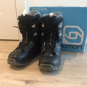 Mens Snowboard Boots Size 8 for Sale in San Francisco, CA