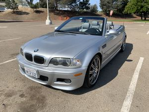 BMW M3 2005 convertible SMG transmission automatic and manual for Sale in La Jolla, CA