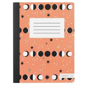 Composition Notebook College Ruled Lunar Phases - Yoobi for Sale in El Monte, CA