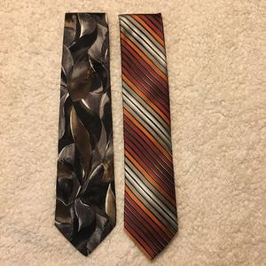 Pair of Van Heusen ties for Sale in Atwater, OH