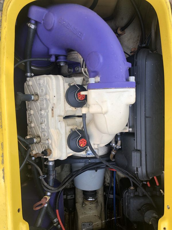 Used parts...1996 Seadoo XP or 787engine..low hours.