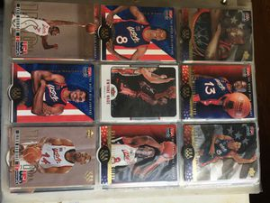 Album Full Of Very Rare Basketball Cards for Sale in Lawrenceburg, KY