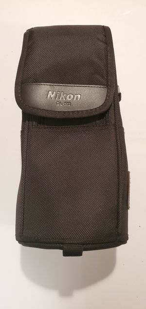Nikon CL-M2 Ballistic Nylon Lens Case for 300mm f/4D AF-S Lens & 70-200mm f/2.8 VR Lens for Sale in New Britain, CT