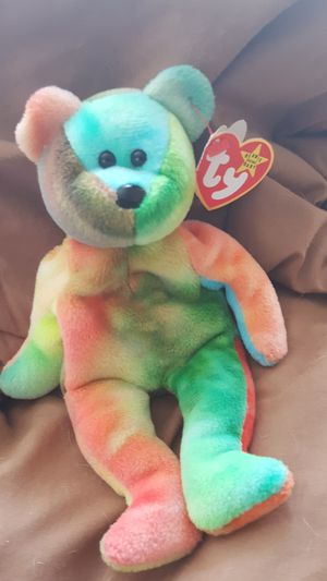Rare Garcia Beanie Baby for Sale in Plymouth, MI