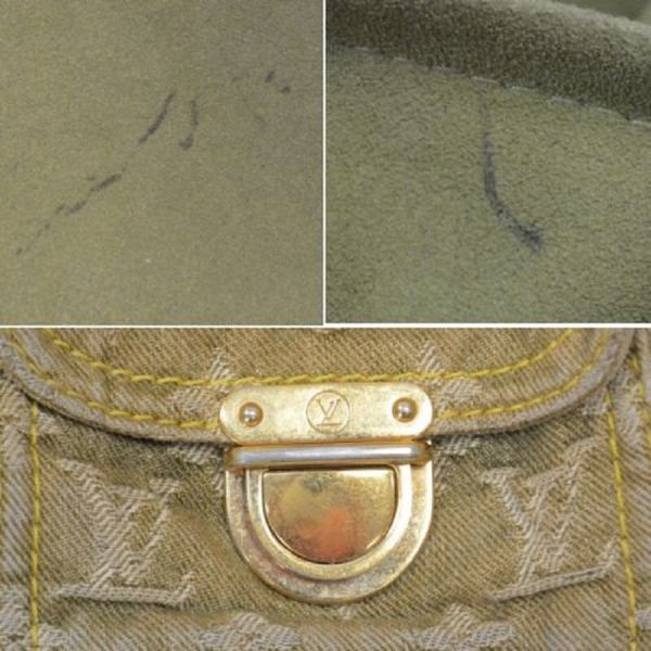 6278f2137af7 Authentic Louis Vuitton Monogram Denim Neo Speedy M95215 Hand Bag ...
