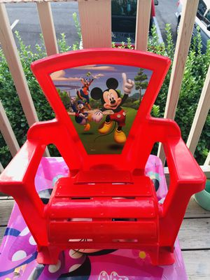 Mickey Kids Chair for Sale in Nashville, TN