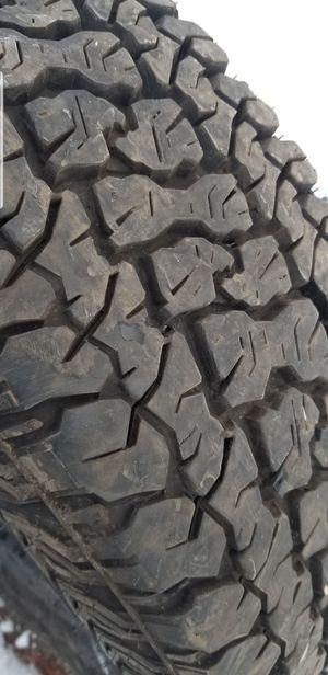 KUMHO TIRES 225/75/R16 ROAD VENTURE AT51 RADIAL M+S TUBELESS for Sale in Alexandria, VA