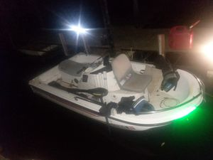 Jet n .cat very rare 11 foot center console jet boat. This is not a jet ski. for Sale in Gainesville, GA