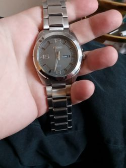 Seiko Soler Silver Watch for Sale in Franklin,  MA