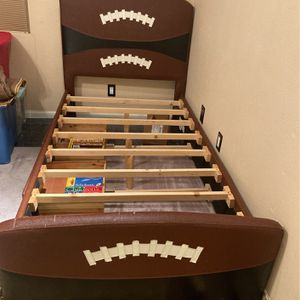 Twin Football Bed for Sale in Chula Vista, CA
