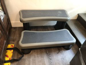 Hot tub step for Sale in Oakland, CA