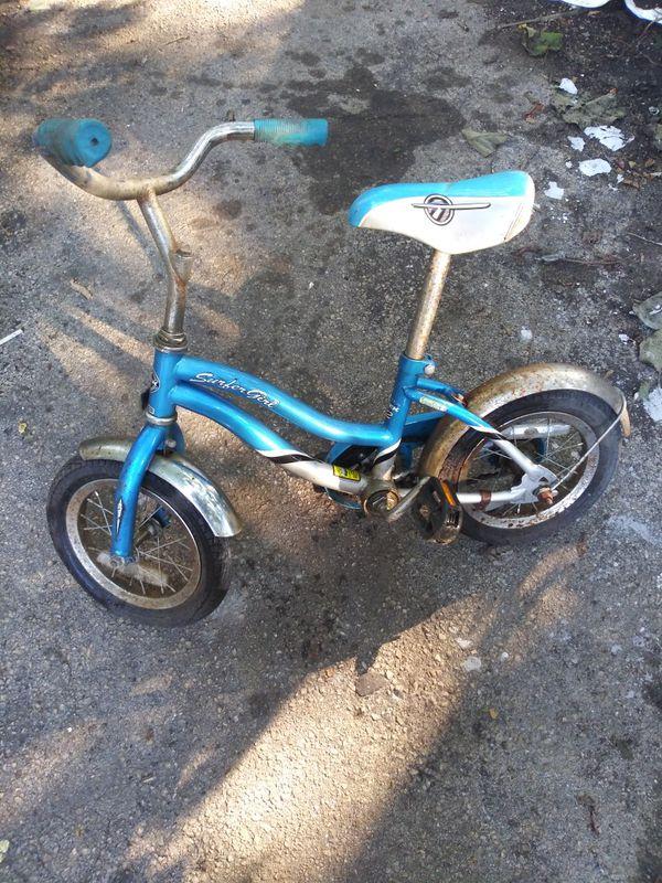 Vintage Trek kids bike