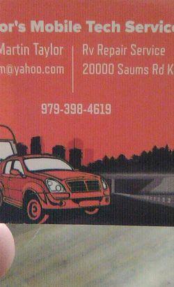 RV. Repair / Certified for Sale in Humble,  TX