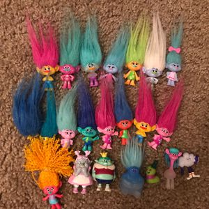 Trolls And Shopkins for Sale in Chula Vista, CA