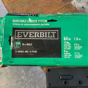 Everbuilt Storage System for Sale in Tampa, FL