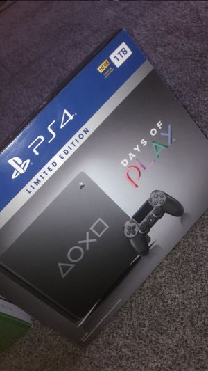PS4 Slim Limited Edition for Sale in Pittsburg, CA