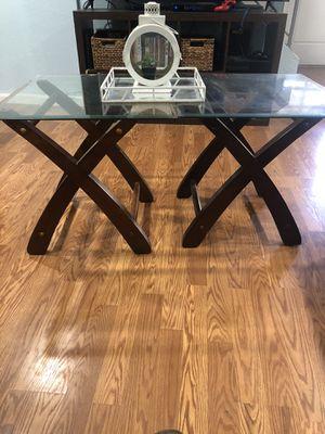 Coffee tables $50 both for Sale in El Cajon, CA