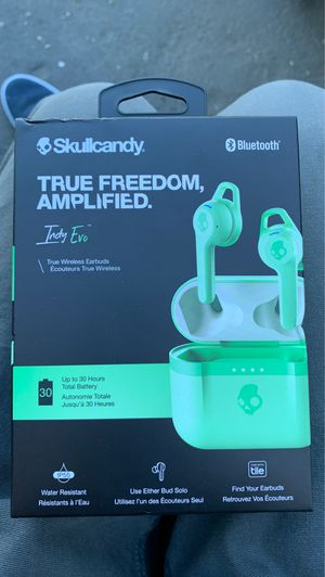 Skull candy wireless ear buds brand new sealed for Sale in San Diego, CA