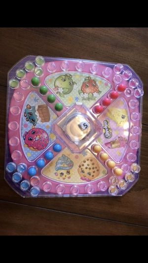Shopkins game in box for Sale in Millville, NJ