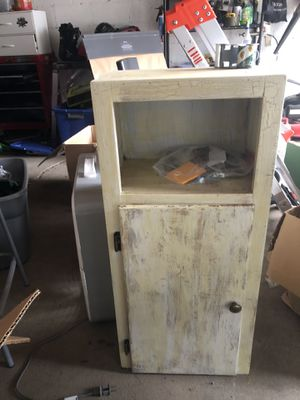 Project cabinet for Sale in Durham, NC
